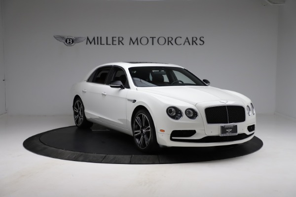 New 2017 Bentley Flying Spur V8 S for sale Sold at Pagani of Greenwich in Greenwich CT 06830 11