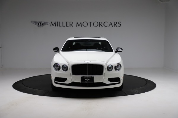 Used 2017 Bentley Flying Spur V8 S for sale $149,900 at Pagani of Greenwich in Greenwich CT 06830 12