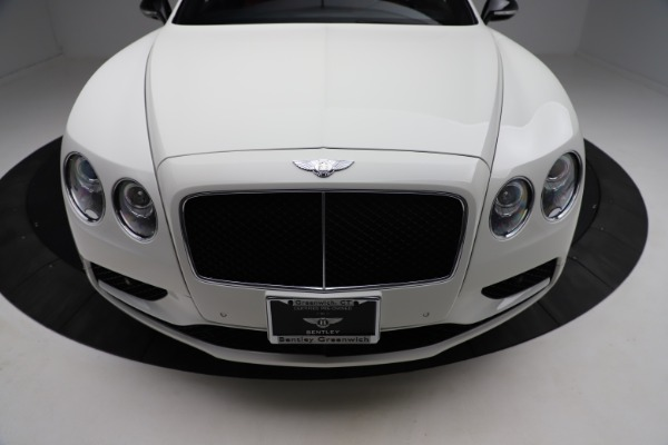 Used 2017 Bentley Flying Spur V8 S for sale $149,900 at Pagani of Greenwich in Greenwich CT 06830 13