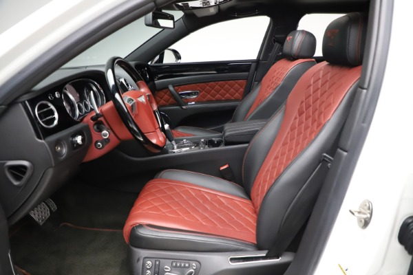Used 2017 Bentley Flying Spur V8 S for sale $149,900 at Pagani of Greenwich in Greenwich CT 06830 17