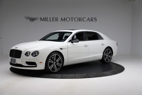 Used 2017 Bentley Flying Spur V8 S for sale $149,900 at Pagani of Greenwich in Greenwich CT 06830 2