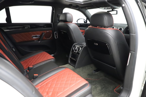 Used 2017 Bentley Flying Spur V8 S for sale $149,900 at Pagani of Greenwich in Greenwich CT 06830 24
