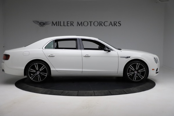 Used 2017 Bentley Flying Spur V8 S for sale $149,900 at Pagani of Greenwich in Greenwich CT 06830 9