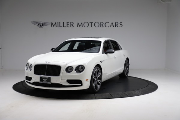 New 2017 Bentley Flying Spur V8 S for sale Sold at Pagani of Greenwich in Greenwich CT 06830 1