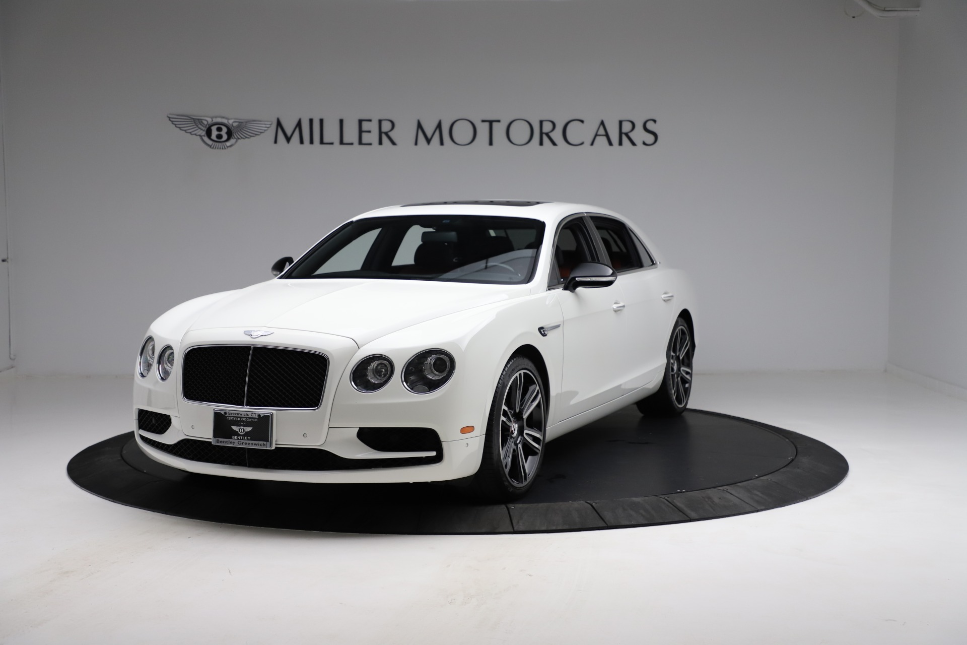 Used 2017 Bentley Flying Spur V8 S for sale $149,900 at Pagani of Greenwich in Greenwich CT 06830 1