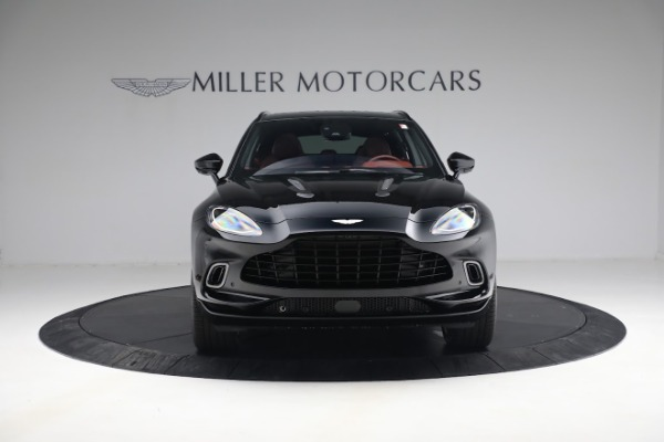 New 2021 Aston Martin DBX for sale $200,686 at Pagani of Greenwich in Greenwich CT 06830 11