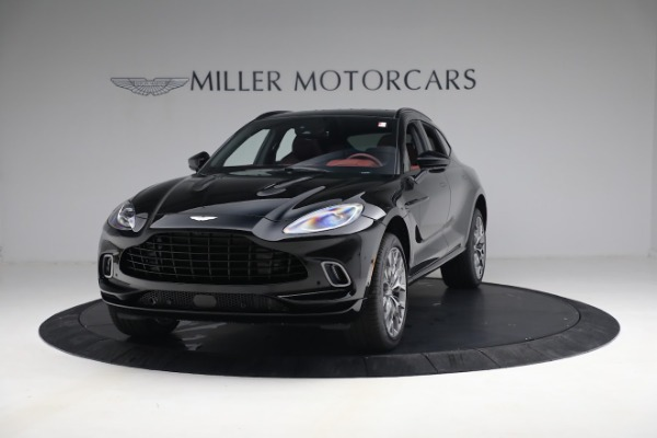 New 2021 Aston Martin DBX for sale $200,686 at Pagani of Greenwich in Greenwich CT 06830 12