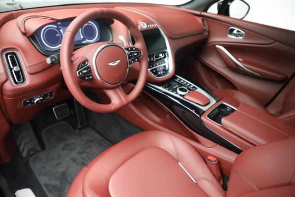 New 2021 Aston Martin DBX for sale $200,686 at Pagani of Greenwich in Greenwich CT 06830 13