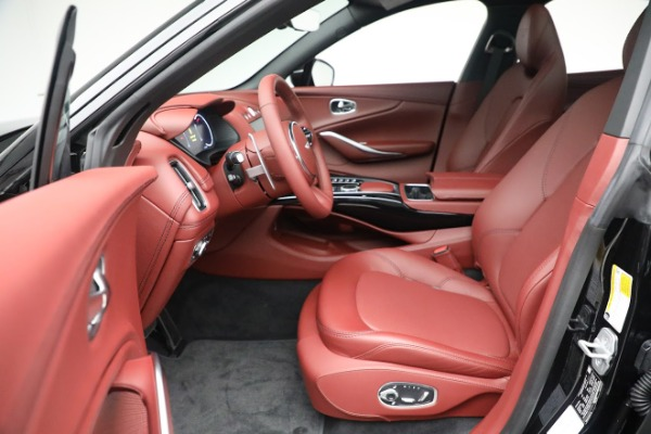 New 2021 Aston Martin DBX for sale $200,686 at Pagani of Greenwich in Greenwich CT 06830 14
