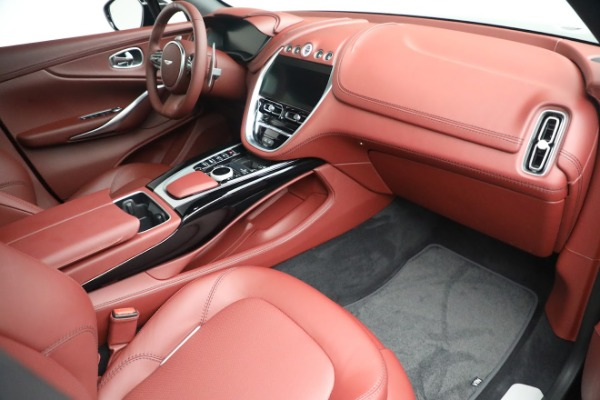 New 2021 Aston Martin DBX for sale $200,686 at Pagani of Greenwich in Greenwich CT 06830 19