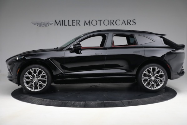 New 2021 Aston Martin DBX for sale $200,686 at Pagani of Greenwich in Greenwich CT 06830 2