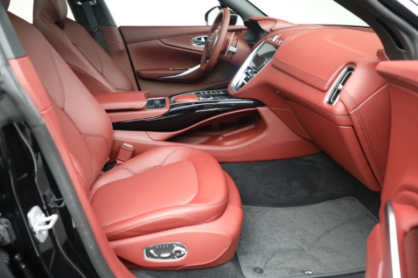 New 2021 Aston Martin DBX for sale $200,686 at Pagani of Greenwich in Greenwich CT 06830 20