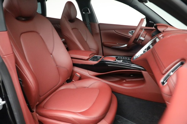 New 2021 Aston Martin DBX for sale $200,686 at Pagani of Greenwich in Greenwich CT 06830 21