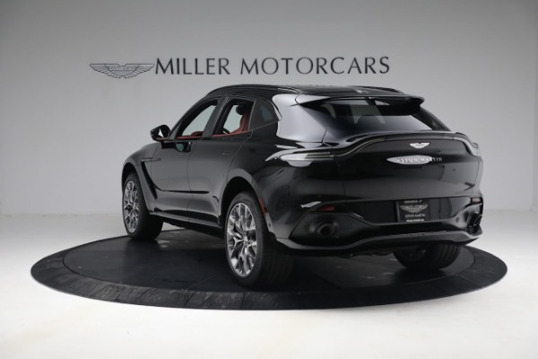 New 2021 Aston Martin DBX for sale $200,686 at Pagani of Greenwich in Greenwich CT 06830 4