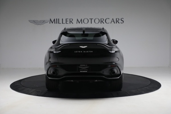 New 2021 Aston Martin DBX for sale $200,686 at Pagani of Greenwich in Greenwich CT 06830 5