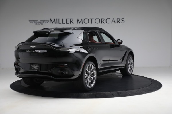 New 2021 Aston Martin DBX for sale $200,686 at Pagani of Greenwich in Greenwich CT 06830 6