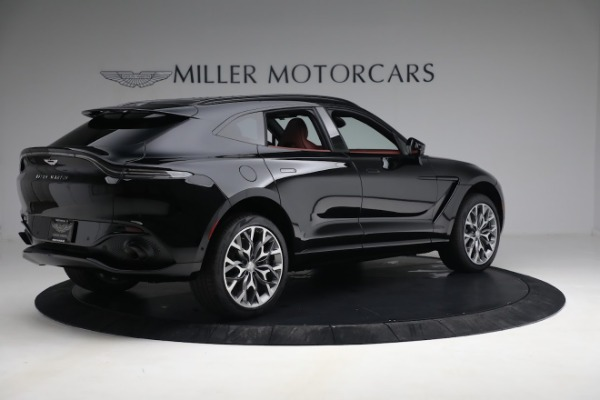 New 2021 Aston Martin DBX for sale $200,686 at Pagani of Greenwich in Greenwich CT 06830 7