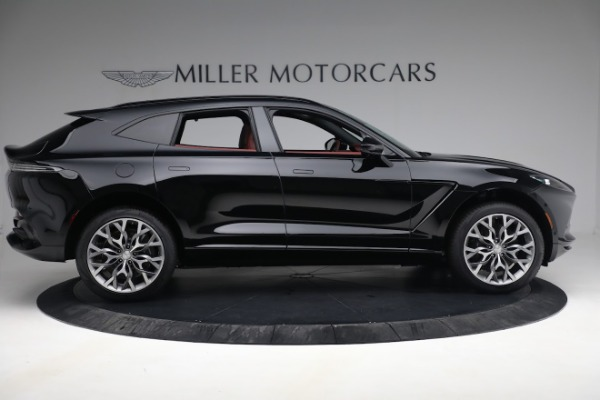 New 2021 Aston Martin DBX for sale $200,686 at Pagani of Greenwich in Greenwich CT 06830 8
