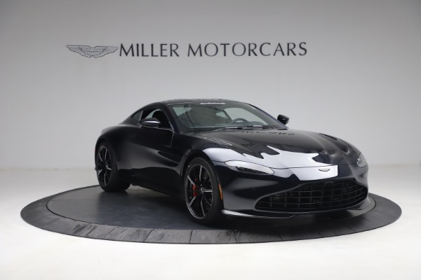 New 2021 Aston Martin Vantage for sale $189,686 at Pagani of Greenwich in Greenwich CT 06830 10