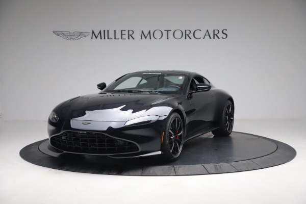 New 2021 Aston Martin Vantage for sale $189,686 at Pagani of Greenwich in Greenwich CT 06830 12
