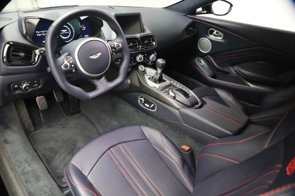 New 2021 Aston Martin Vantage for sale $189,686 at Pagani of Greenwich in Greenwich CT 06830 13