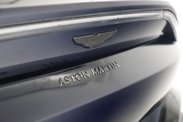 New 2021 Aston Martin Vantage for sale $189,686 at Pagani of Greenwich in Greenwich CT 06830 18
