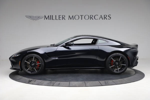 New 2021 Aston Martin Vantage for sale $189,686 at Pagani of Greenwich in Greenwich CT 06830 2