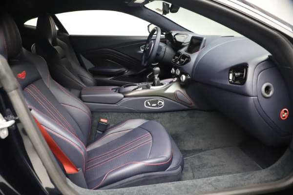 New 2021 Aston Martin Vantage for sale $189,686 at Pagani of Greenwich in Greenwich CT 06830 20