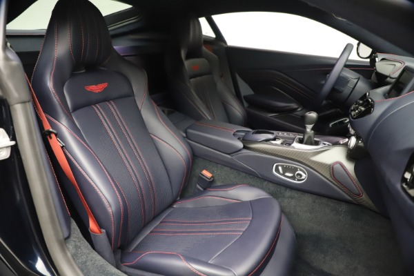 New 2021 Aston Martin Vantage for sale $189,686 at Pagani of Greenwich in Greenwich CT 06830 21