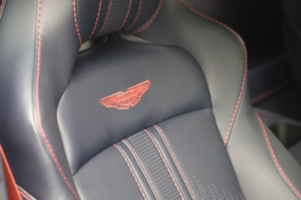 New 2021 Aston Martin Vantage for sale $189,686 at Pagani of Greenwich in Greenwich CT 06830 22
