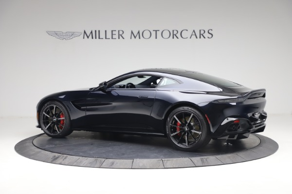 New 2021 Aston Martin Vantage for sale $189,686 at Pagani of Greenwich in Greenwich CT 06830 3