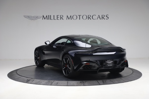 New 2021 Aston Martin Vantage for sale $189,686 at Pagani of Greenwich in Greenwich CT 06830 4
