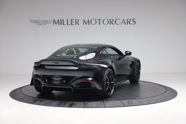New 2021 Aston Martin Vantage for sale $189,686 at Pagani of Greenwich in Greenwich CT 06830 6