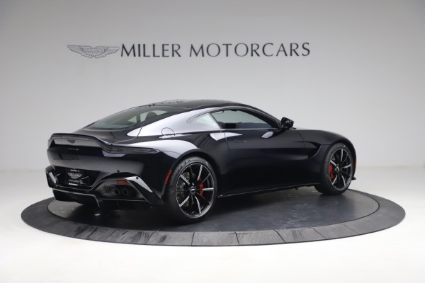 New 2021 Aston Martin Vantage for sale $189,686 at Pagani of Greenwich in Greenwich CT 06830 7