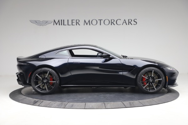 New 2021 Aston Martin Vantage for sale $189,686 at Pagani of Greenwich in Greenwich CT 06830 8