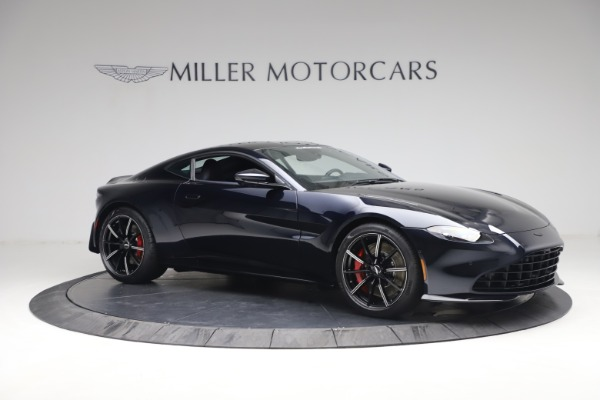 New 2021 Aston Martin Vantage for sale $189,686 at Pagani of Greenwich in Greenwich CT 06830 9