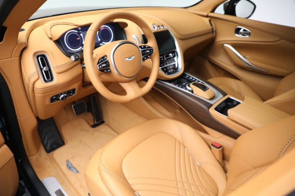 New 2021 Aston Martin DBX for sale $209,586 at Pagani of Greenwich in Greenwich CT 06830 13