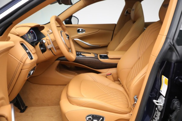 New 2021 Aston Martin DBX for sale $209,586 at Pagani of Greenwich in Greenwich CT 06830 14
