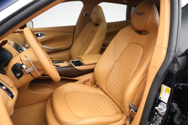 New 2021 Aston Martin DBX for sale $209,586 at Pagani of Greenwich in Greenwich CT 06830 15
