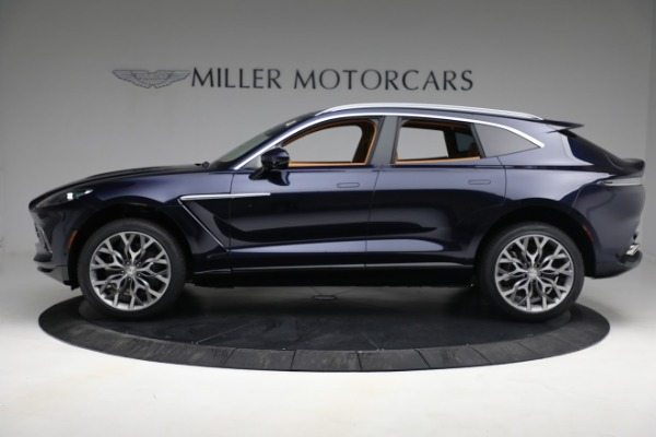 New 2021 Aston Martin DBX for sale $209,586 at Pagani of Greenwich in Greenwich CT 06830 2