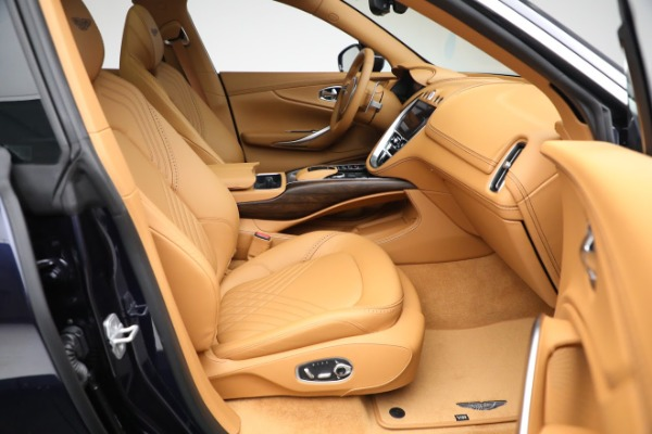 New 2021 Aston Martin DBX for sale $209,586 at Pagani of Greenwich in Greenwich CT 06830 20