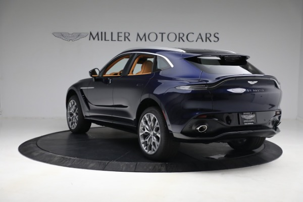 New 2021 Aston Martin DBX for sale $209,586 at Pagani of Greenwich in Greenwich CT 06830 4