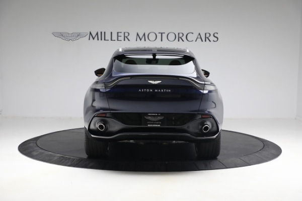 New 2021 Aston Martin DBX for sale $209,586 at Pagani of Greenwich in Greenwich CT 06830 5