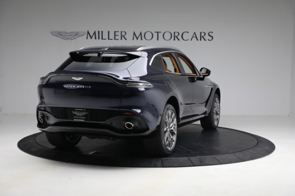 New 2021 Aston Martin DBX for sale $209,586 at Pagani of Greenwich in Greenwich CT 06830 6
