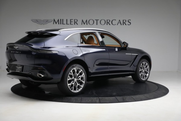 New 2021 Aston Martin DBX for sale $209,586 at Pagani of Greenwich in Greenwich CT 06830 7