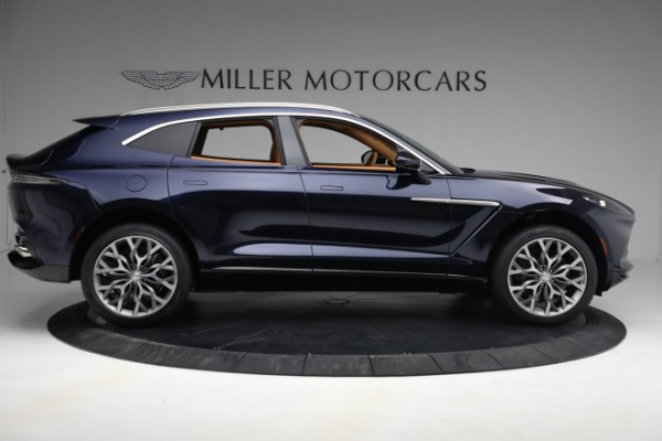 New 2021 Aston Martin DBX for sale $209,586 at Pagani of Greenwich in Greenwich CT 06830 8