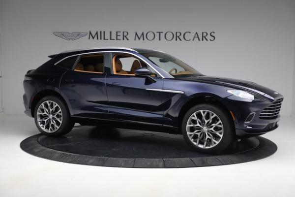 New 2021 Aston Martin DBX for sale $209,586 at Pagani of Greenwich in Greenwich CT 06830 9