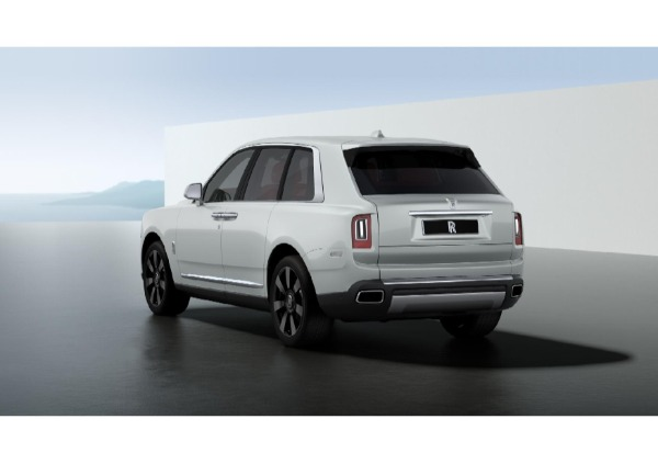New 2021 Rolls-Royce Cullinan for sale Call for price at Pagani of Greenwich in Greenwich CT 06830 3