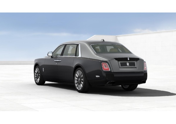 New 2022 Rolls-Royce Phantom EWB for sale Call for price at Pagani of Greenwich in Greenwich CT 06830 3