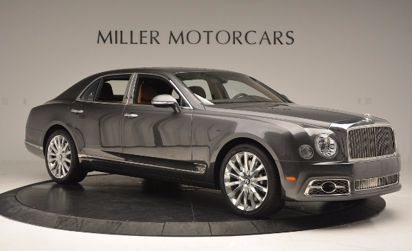 New 2017 Bentley Mulsanne for sale Sold at Pagani of Greenwich in Greenwich CT 06830 10